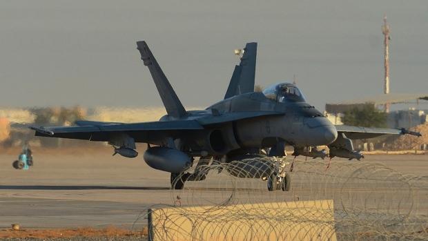 CF-18-in-Iraq