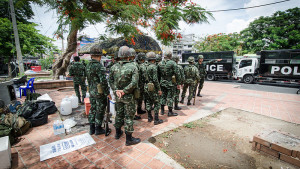 Thai police junta