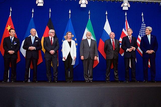 JCPOA signatories